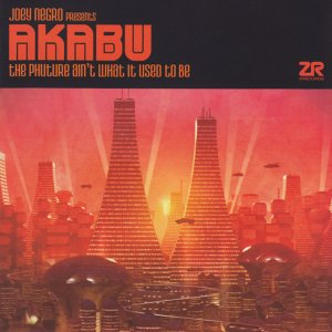 Akabu ‎– The Phuture Ain't What It Used To Be