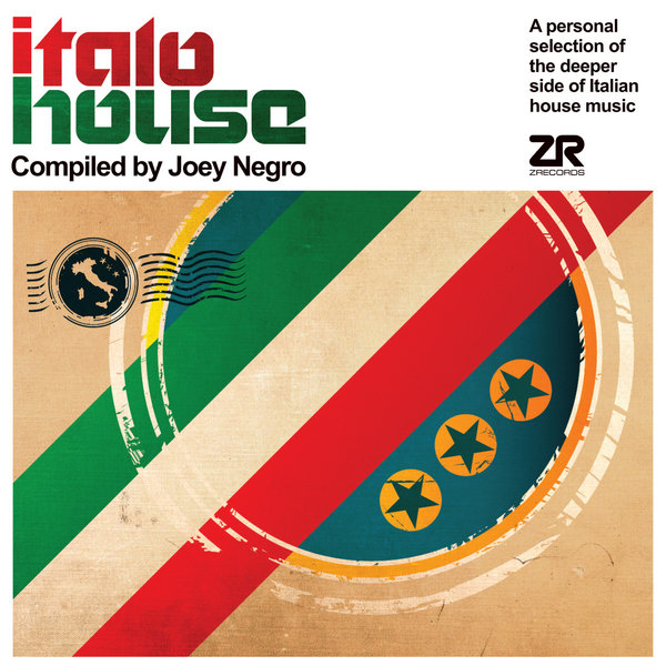 Italo House Compiled By Joey Negro Various Artists Z Records