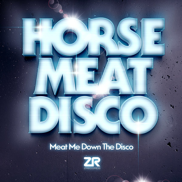 Meat Me Down The Disco - Mixed By Horse Meat Disco