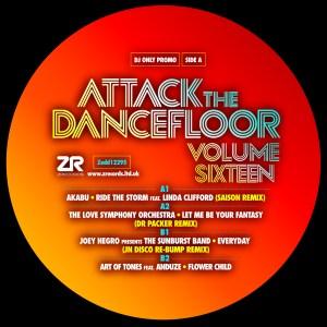 Attack The Dancefloor Vol.16