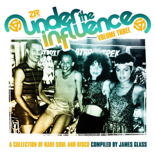 James Glass – Under The Influence Volume Three