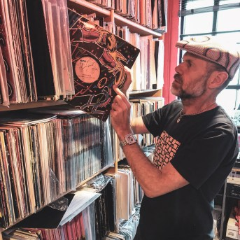 Dave Lee extended 'Diggers' DJ mix for Gilles Peterson 'Stay Home, Rave Safe'