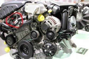 Gelbe MotorblockLeuchte (erhöhte Abgaswerte) | zroadster  BMW Z1 Z2 Z3 Z4 Z8 M MINI