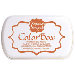 Чорнило ColorBox Premium від Stephanie Barnard, Pumpkin, ClearSnap