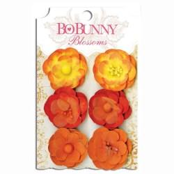 Фіалки Harvest Orange, BoBunny, 11411473