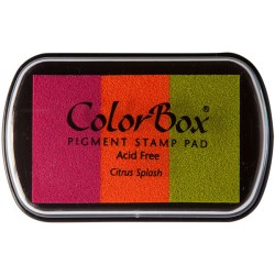 Чорнило Colorbox 3-Color Inkpad, Citrus Splash, ClearSnap, 17022