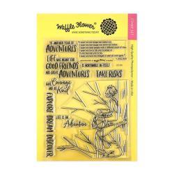 Штампи Adventures, Waffle Flower, 271192