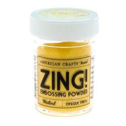Пудра для гарячого ембоссінгу Mustard Zing!, 27137