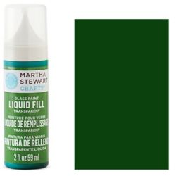 Фарба Liquid Fill Transparent  Glass Paint – Sweetgrass, Martha Stewart Crafts™, 33201