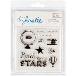 Набір штампів Starshine, American Crafts, 374058