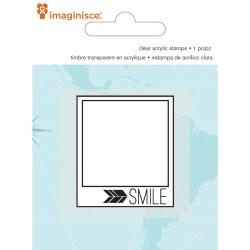 Штамп акриловий Perfect Vacation – Snap Shot, Imaginisce, 400557