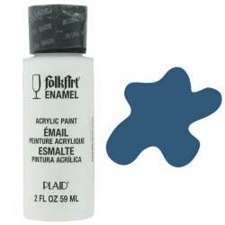 Фарба акрилова Cerulean Blue, FolkArt Enamel, 59 мл, 4122