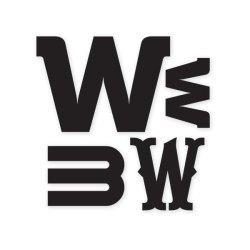 Штампи, літера W, WeR Memory Keepers, 41328-8