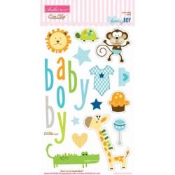 Висічки Baby Boy, Bella BLVD, 426