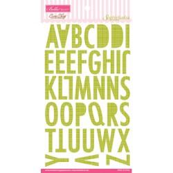 Висічки Sienna Alphabet-Pickle Juice, Sand & Surf, Bella BLVD, 571