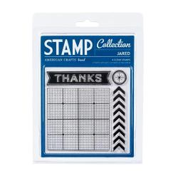 Штампи Chap Acrylic Stamps – Jared, 59152