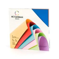 Набір картону Brights, American Crafts, 30х30 см, 71250