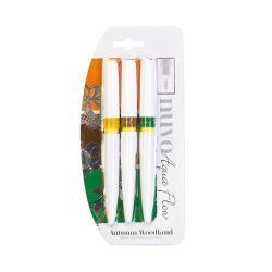 Акварельні маркери Nuvo – Aqua Flow Pens – Autumn Woodland, Tonic Studios, 890N