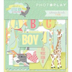 Набір висічок About a Little Boy, Photoplay, ALB2480