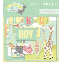 Набір висічок About a Little Boy, Photoplay, ALB2480
