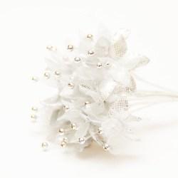 Ліщиця Pearled Baby's Breath Silver, 12 шт, B1126SL