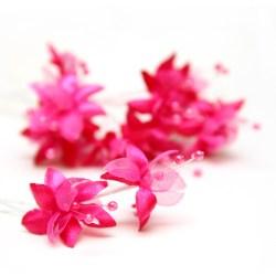 Ліщиця Pearled Baby's Breath Hot Pink, 6 шт, BRB1126HP