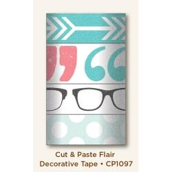 Паперовий скотч Flair (Cut & Paste), My Mind's Eye, CP1097