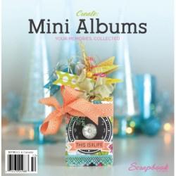 Журнал Create Mini Albums December 2012