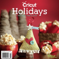 Журнал Cricut Holidays Idea Book 2012