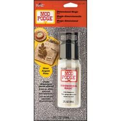 Mod Podge  Dimensional Magic – Glitter Silver, 59 мл, CS11291