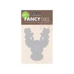 Набір ножів Winter Deer And Frame Fancy Die, Hero Arts, DI408