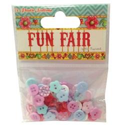 Ґудзики пластикові Fun Fair, Helz Cuppleditch, HCBN005