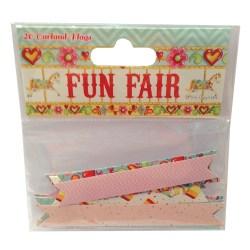 Паперові прапорці Fun Fair, Helz Cuppleditch, HCGF001