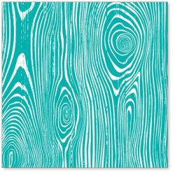 Оверлей Woodgrain 30×30 Teal Blue Overlay, HO642