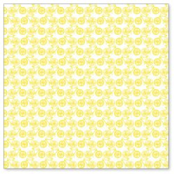 Оверлей Mini Bicycles 30×30 Yellow Overlay, HO687