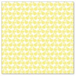 Оверлей Mini Bicycles 30×30 Yellow Overlay, HO687