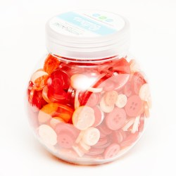 Набір гудзиків Jar Spice, Buttons Galore, JB106