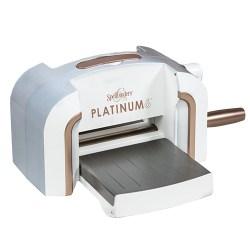 Машинка для вирізання і тиснення Platinum 6, Spellbinders, PE-100