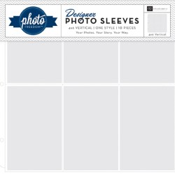 Файл для альбому, Echo Park Photo Freedom, PFPS1003, 5 шт