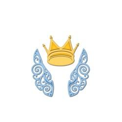 Ножі Wings and Crown, Spellbinders, S2-036