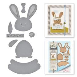 Ножі Some Bunny, Spellbinders, S4-783