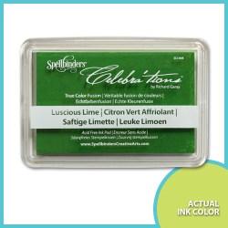 Штемпельна подушечка Luscious Lime, Celebra'tions™, Spellbinders, SCI-004