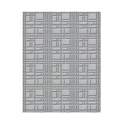 Папка для тиснення Grid, Spellbinders, SES-003