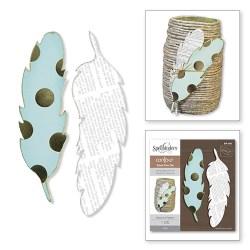 Товстий ніж Birds Of A Feather, Spellbinders, SR-001