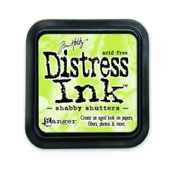 Штемпельна подушечка Distress Shabby Shutters, Ranger, TIM21490