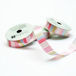 Рулон стрічки Multi Stripe, Hampton Art, WM0189