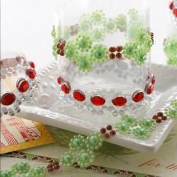 Стрази Dazzle-Me Gems, Botanical Christmas, WG500