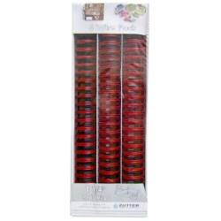 Пружини 1 1/4″ (3,17 см) Red Owire 6 шт/уп, Zutter, ZT2673