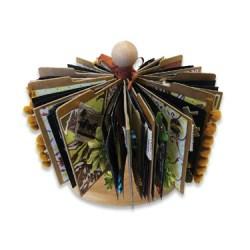 Набір для виготовлення альбому на підставці Spinner Album Kit, Zutter, ZT7575