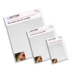 Прозорі файли для сторінок для альбомів на пружині Movable 20×20 Pre Punched page protector, Zutter, ZT7603